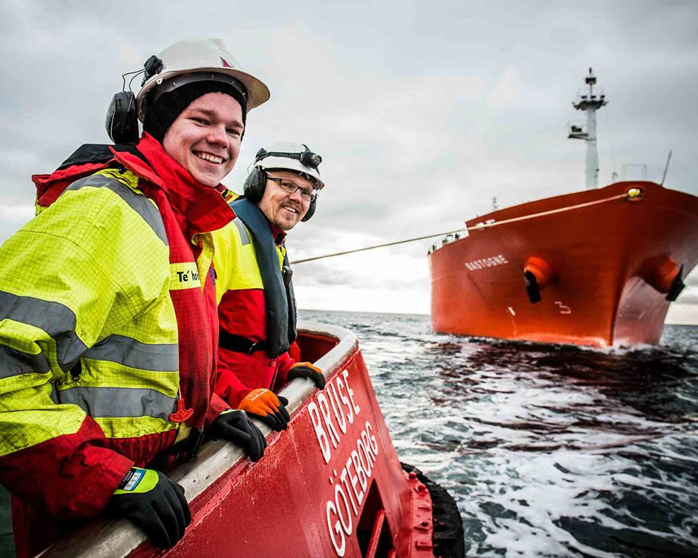 Mannskap Grenland Havn